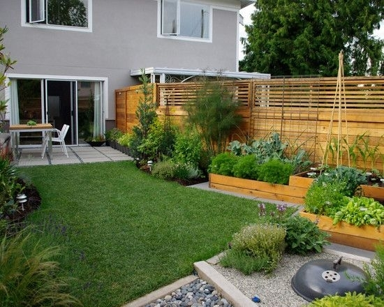 17 Best Ideas About Modern Gardens On Pinterest | Modern Garden regarding Contemporary Garden Design Ideas For Small Gardens
