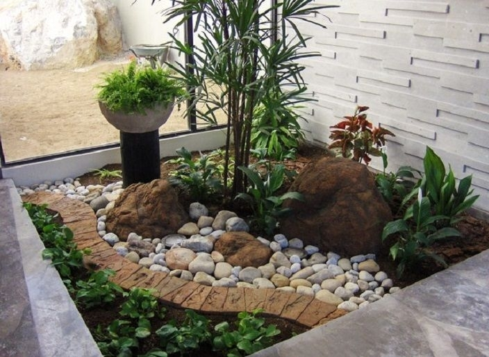 483 Best Images About Rock Garden Ideas On Pinterest | Gardens with Rock Garden Ideas For Small Gardens