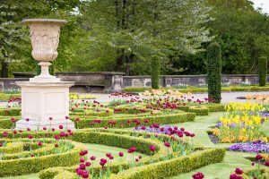 About The Gardens | Trentham Estate within The Garden House Marple Easter