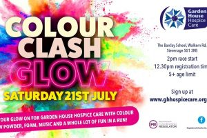 """Garden House Hospice On Twitter: """"the All Time #family Favourite Is intended for Garden House Hospice Colour Run"""