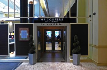 Mr Coopers House And Garden, Manchester. – Cumbriafoodie for Mr Cooper's House And Garden Restaurant The Midland