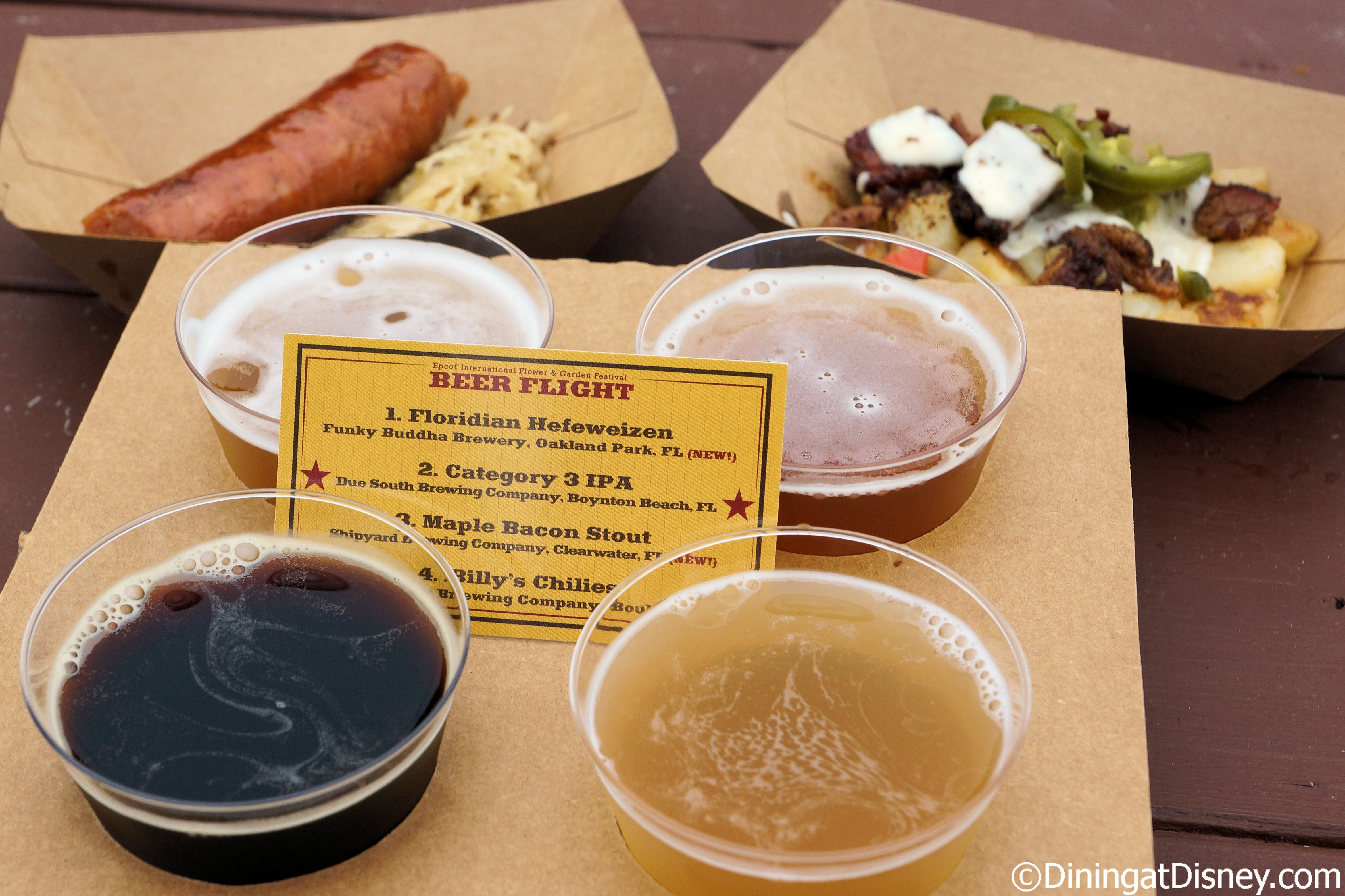 Epcot Flower And Garden Festival Will Be 90 Days In 2016 - with Flower And Garden Festival Food 2016