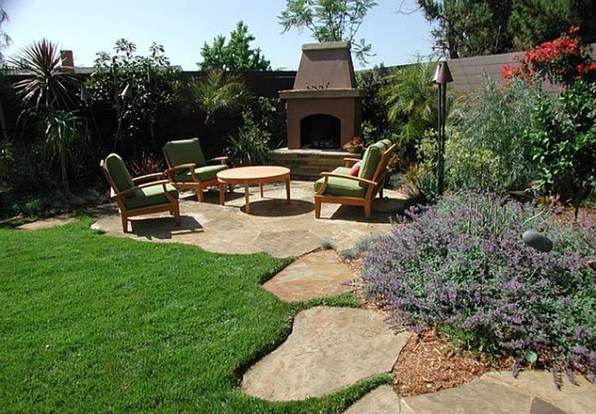 53 Best Backyard Landscaping Designs For Any Size And inside Yard Landscape Ideas Pictures