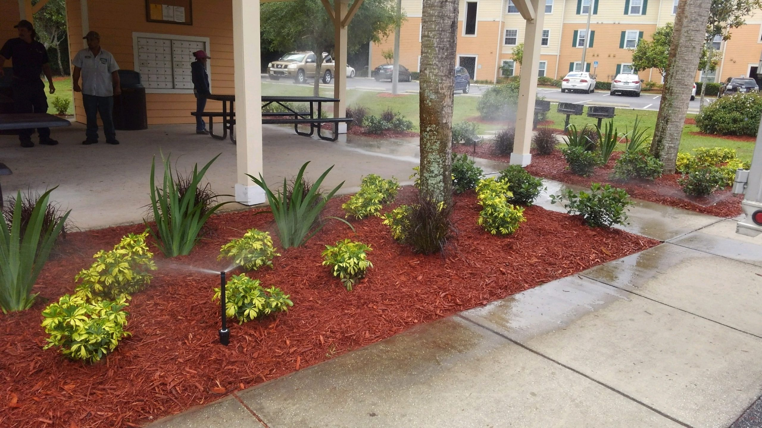 Lawn Care And Landscape Gallery - Evolve Professional intended for Landscape And Yard Care